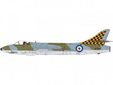 Airfix Hawker Hunter F6 (1:48) AF-A09185