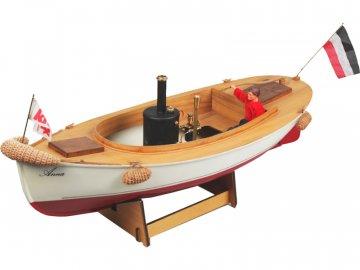 Krick Modelltechnik Krick Anna kit s parním strojem V2 KR-20214