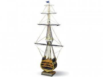 Mamoli MAMOLI USS Constitution příčný řez 1:93 KR-21732