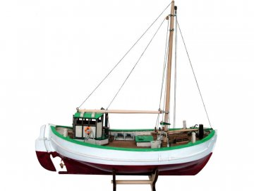 Nordic Class Boats Nordic Claas Boats Svea Nordic Fischtrawler 1:15 kit KR-24502