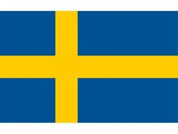 Romarin ROMARIN Vlajka Švédsko 25x40mm / 15x30mm KR-ro1366