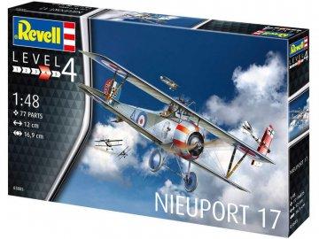 Revell Nieuport 17 (1:48) RVL03885