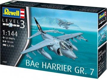 Revell BAe Harrier GR.7 (1:144) RVL03887