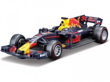 Bburago Red Bull Racing RB13 1:43 #3 Ricciardo BB18-38027R