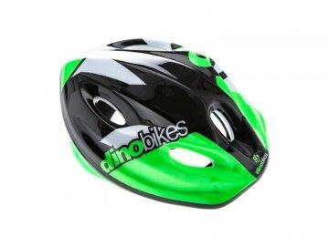 Dino-Bikes DINO Bikes - Dětská přilba zelená DB-903864
