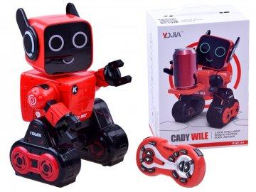 eng pl Intelligent ROBOT CADY WILE Piggy bank RC0445 13597 1