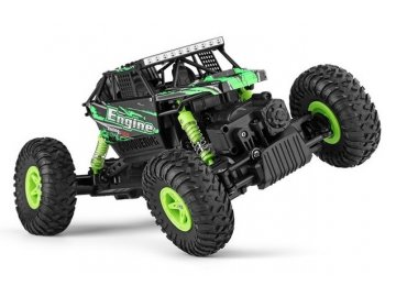 Crawler Engine 1:18 4WD 2.4GHz - Zelený