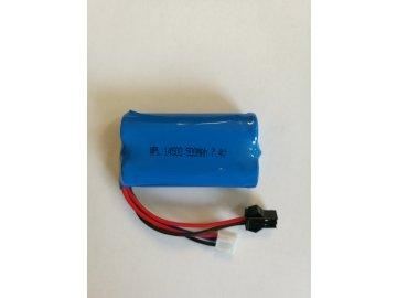 Náhradná batéria WPL 500mAh 7,4V