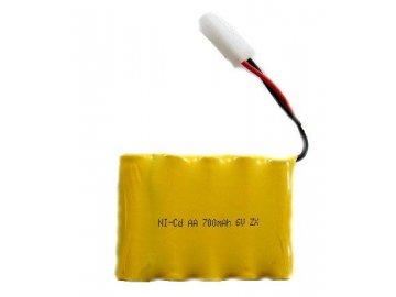 NQD: 700mAh 6V Ni-Cd
