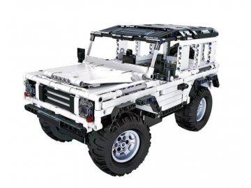 Double Eagle: Land Rover - stavebnica na diaľkové ovládanie