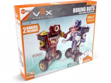 HEXBUG VEX Robotics - Boxující robot na hoverboardu (2ks) HEX806110