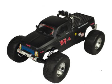 VRX Racing: Monster Truck 1:10 off-road 4WD 2.4GHz RTR