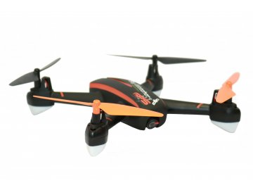Dron SkyWatcher s GPS a výdržou 18 minút