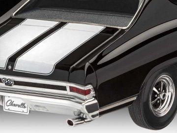 Revell Chevrolet Chevelle 1968 (1:25) (sada) RVL67662
