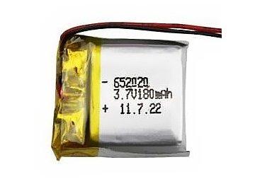 Náhradná batéria SYMA X20 - 180 mAh 3.7 V LiPo