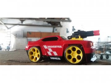 Ninco NINCORACERS Stíhací auto Dragster 2.4GHz RTR NH93125