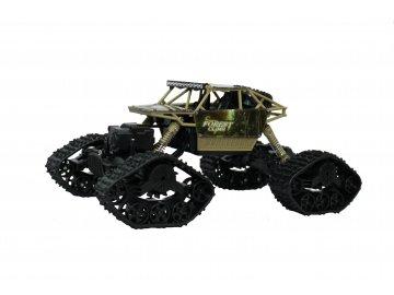 CRAWLER FOREST CLIMB s pásy aj pneu 1:18