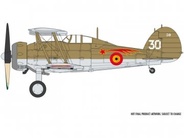 Airfix Gloster Gladiator Mk.I/Mk.II (1:72) AF-A02052A