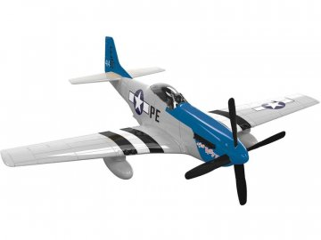 Airfix Quick Build - North American P-51D Mustang D-Day AF-J6046