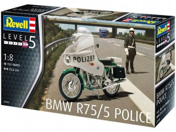 Revell BMW R75/5 Police (1:8) RVL07940