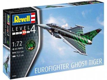 Revell Eurofighter Ghost Tiger (1:72) (sada) RVL63884