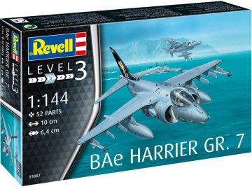 Revell BAe Harrier GR.7 (1:144) (sada) RVL63887