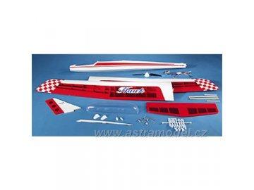 Super Flying Model Hawk EP T 2.0m glider ARF NAEP-30T