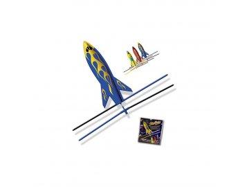 skyblades hybrid rockets s gumovym pohonem