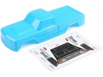 ECX karosérie modrá: AMP Crush ECX230044