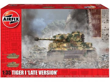 Airfix Tiger-1 Late Version (1:35) AF-A1364