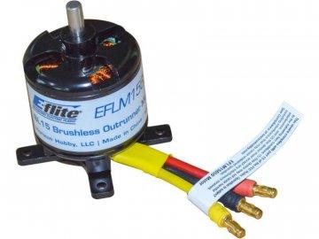 E-Flite E-flite motor střídavý BL15 650ot/V EFLM15650
