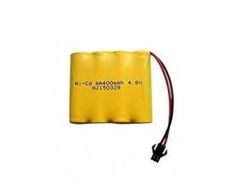 TPC: batéria NiCd 400 mAh 4,8 V