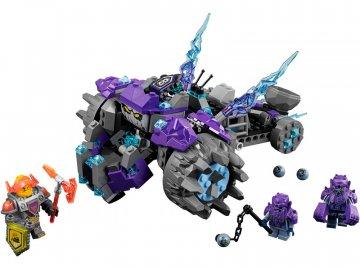 LEGO Nexo Knights - Tři bratři LEGO70350