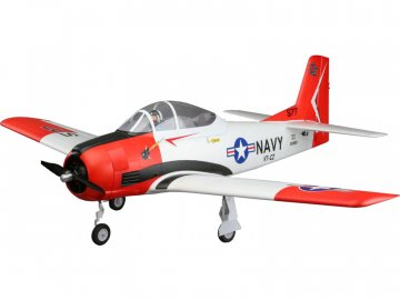 E-Flite E-flite T-28 Trojan 2.0m SAFE Select BNF Basic EFL1350