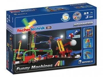 fischertechnik Advanced Funny Machines FTE-551588