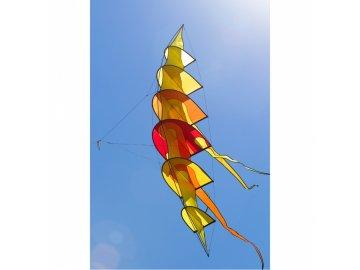 hoffmann bow kite sunrise (1)