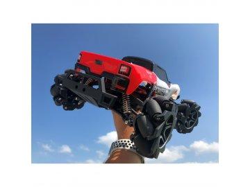 driftivaci monster truck 1 4x4 cerveny (1)