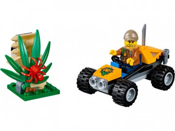 LEGO City - Bugina do džungle LEGO60156