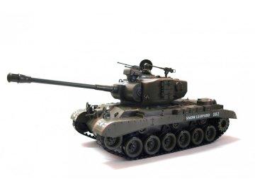 RC tank American M26 1:18 40MHz RTR ASG