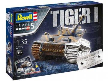 Revell Tiger I 75. výročí (1:35) RVL05790