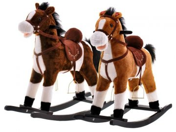 eng pl Large pony rocking horse ZA0052 JA 7409 1