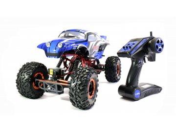 Himoto: Pangolin Crawler 2.4GHz 1:10 4x4 2.4GHz - Modrý