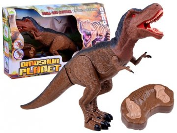 eng pm Interactive controlled dinosaur T Rex RC 0333 11022 1