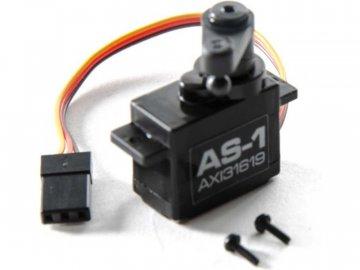 Axial servo AS-1 micro: SCX24 AXI31619