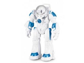 Rastar : Robot Spaceman RASTAR 1:32 (svetlá a zvuky, pohybujúce sa paže) - čierny