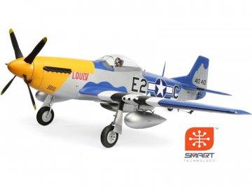 E-Flite E-flite P-51D Mustang 1.5m BNF Basic EFL01250