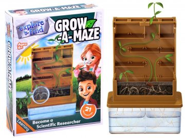 eng pl Mini observatory green maze ZA2917 set 14464 1