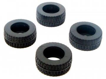 ECX Kolo s pneu (4): 1:36 ECX40002