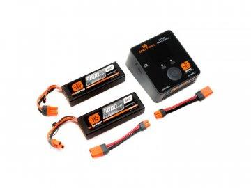 Spektrum Smart PowerStage 4S SPMXPS4I