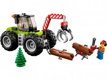 LEGO City - Traktor do lesa LEGO60181